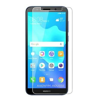 Verre Trempe Tempered Glass Film Protecteur Screen Protector Pour Huawei Y5 2018