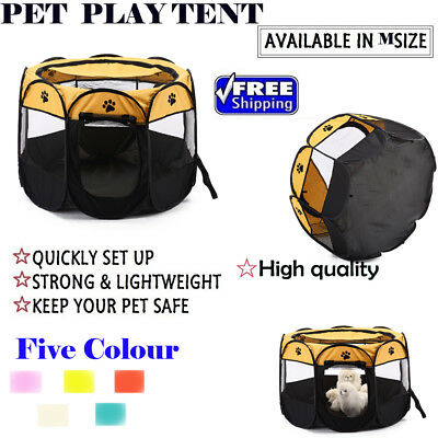 Waterproof Collapsible Portable Pet Tent For Puppy Dog Cat Folding House Bed