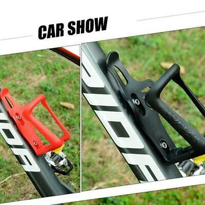 Adjustable Plastic Mountain Bike Cycling Bicycle Water Bottle Holder Rack Cage