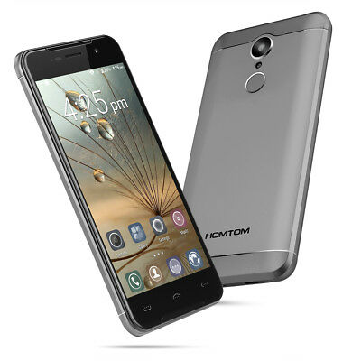 """HOMTOM HT37 Pro 5.0"""" zoll HD handys Android 7.0 multi touch smartphone 3+32GB"""