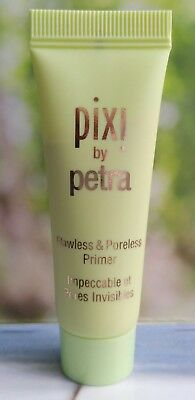 Pixi By Petra Flawless And Poreless Primer 12ml Travel New & Sealed *FAST POST*