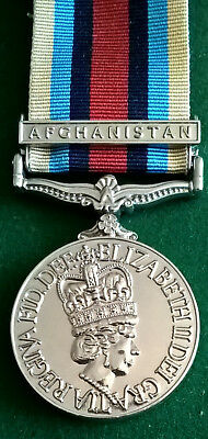 Operational Service Medal Afghanistan clasp Copy