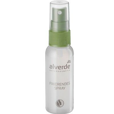 SPRAY FIXANT MAKE UP - 50 ML - COSMéTIQUE NATUREL CULT BIO - ALVERDE