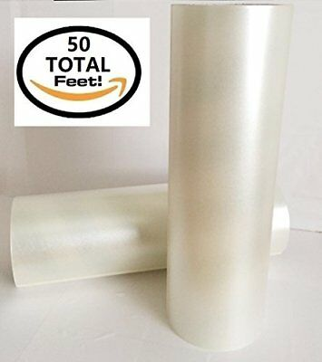 "Frisco Craft Transfer Tape Roll 12"" x 50 Feet Clear Lay Flat 