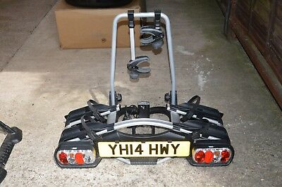 GENUINE VOLVO (THULE) Bicycle/Cycle Carrier, Towbar Mounted