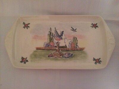 E Radford Very Rare Tray