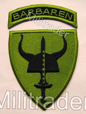 Norway Norwegian Special Forces Armed Forces Special Command Patch D fsk