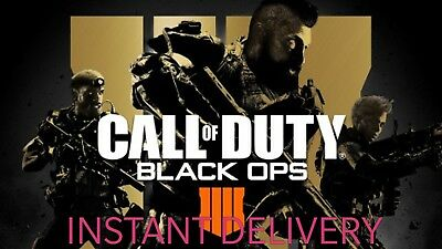 Call Of Duty Black Ops 4 BLACKOUT Code -BETA- PS4 PC XBOX ONE - Cod 4 INSTANT