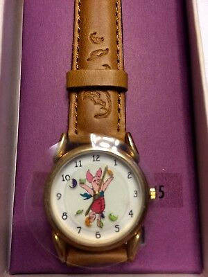 Disney Fossil Piglet Watch