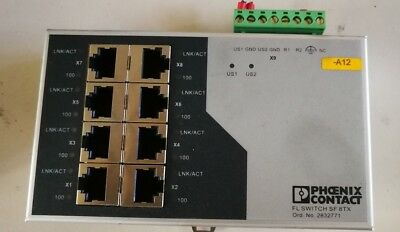 Phoenix Contact FL Switch 2832711