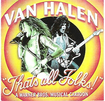 "Van Halen ""That's all folks""  2CD set"