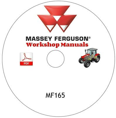 Massey Ferguson MF130 series Workshop Tractor Repair Manual
