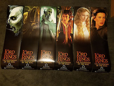 lord of the rings fellowship of the ring cinemasterpieces rare
