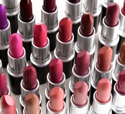 MAC LIPSTCISK POPULAR, RUBY WOO, RUSSIAN RED etc