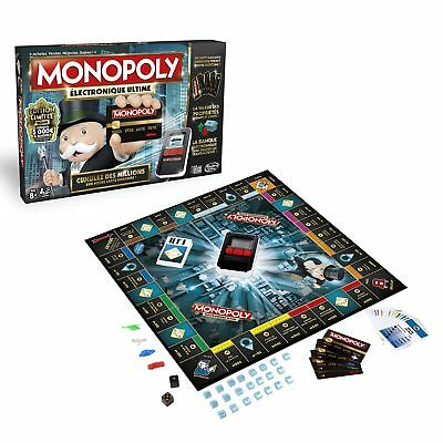 MONOPOLY Ultimate Banking (C8Q)