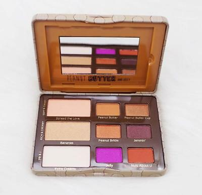 Palette PEANUT BUTTER AND JELLY EYE SHADOW DE STYLE TOO FACED