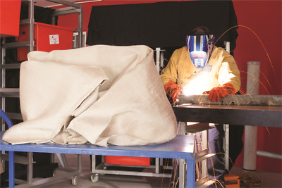 Elliott WELDING BLANKETS Fibreglass Heat Shield*Aust Brand- 1.8x0.9m Or 1.8x1.8m