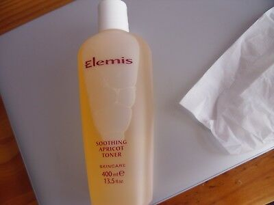 Elemis Apricot toner 400ml for sensitive skin