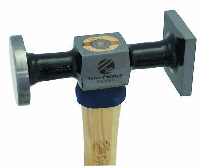 Sykes Pickavant Panel Beaters Square Bumping & Round Bumping Hammer 056000V2
