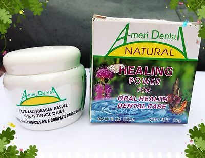 Ameri Dental care for gingival recession,periodontitis,loose teeth牙泰宝
