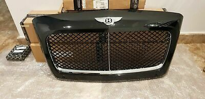 Bentley Continental Gt Gtc Speed Radiator Grill 15 +