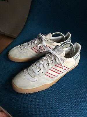 adidas Vintage Indoor Super 1 Handball Sneaker UK 8,5 old school no retor