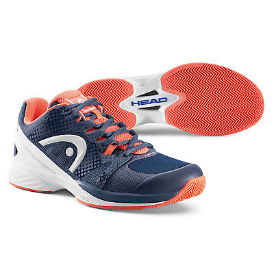 Head Woman's Nitro Pro Tennis Shoe Navy RRP 94.99 (Clay)