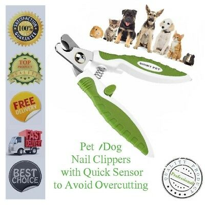 Pedi Paws Nail Trimmer Grinder Grooming Tool Care Clipper Kit For Pet Dog Cat