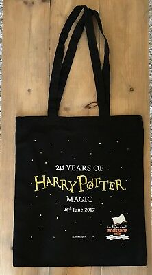 Harry Potter 20th Anniversary Tote Bag - Collectable