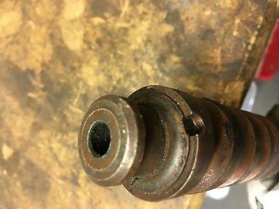 Willys Jeep Steering Shaft, Worm Gear, 1948 To 1971, Ross
