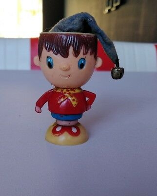 Vintage Noddy Egg Cup With Hat