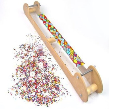 Long Bead Loom Kit from Peakdale