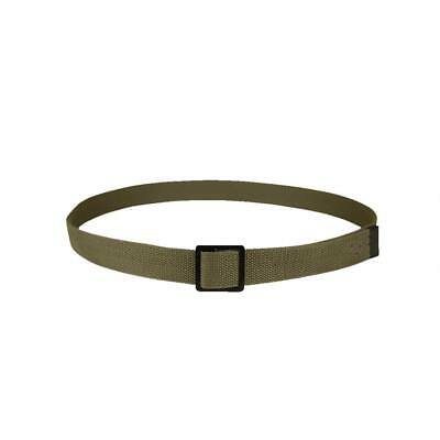 "5ive Star Gear 4133000 Olive Drab Green 44"" Web Belt Open Face Buckle"