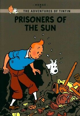 Adventures of Tintin : Prisoners of the Sun, Paperback by Herge