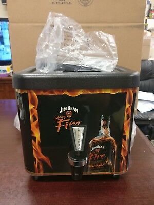 Jim Beam Kentucky Fire Rare Vino Shot Chiller Dispenser