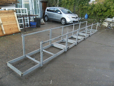 Metal,Steel Stillages.