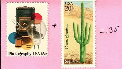 Discount Postage 35 cent combo rate postage. 50 Stamps face $17.50 for $13.00