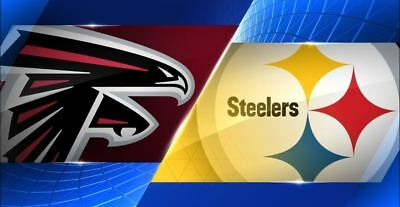 Image result for falcons vs steelers 2018