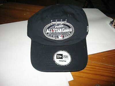 be89f85ee New York Yankees 2008 MLB All Star Game Cap Logo Hat Yankee Stadium YOUTH  NEW