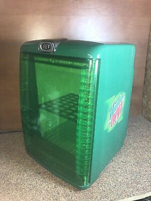Mountain Dew Mini Fridge Refrigerator Travel Hot Cold A/C D/C Power For Repair