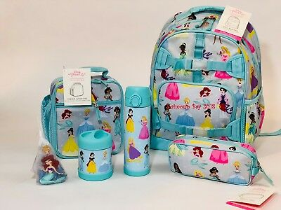 LOUNGEFLY DISNEY PRINCESS Backpack Preowned Girls Kids 12 50 Pottery Barn