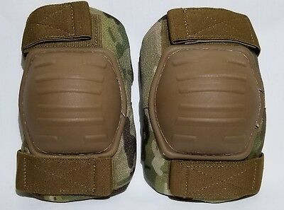 US GI Military Elbow Pads Multicam OCP One Size NWT 8465-01-599-7086