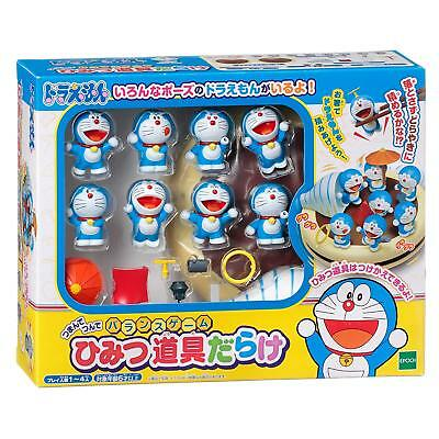 DORAEMON Secret Tool Riddled Balance Game with chopsticks EPOCH Japan Import