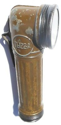 "Exc Orig Wwii Us Army Tl-122A Airborne Paratrooper Flashlight ""usa Lite"" Co."