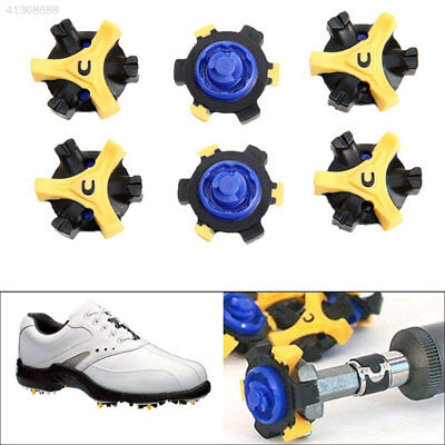Golf Shoe Spike Spikes Replacement Cleats Champ Training Aids Part Accessories