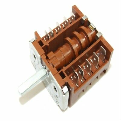 Ego Oven Rotary 4 Position Switch 16A 240V 42.04400.024 Ef42.04400.024
