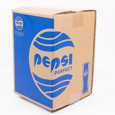Pepsi Perfect Back To The Future Authentic Official Bottle W/ Original Box