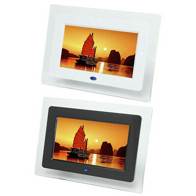 ELECTRONIC PICTURE FRAME Digital Photo Display True Color LCD 7 Inch ...