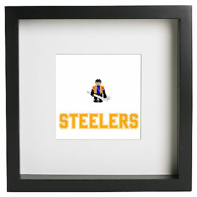 Sheffield Steelers CHL Ice Hockey lego 3D frames EIHL Other teams available gift
