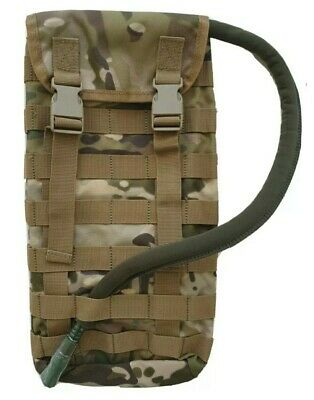 Tas Hydration Pouch Molle 3699 Multicam #free 2Lt Wide Mouth Bladder